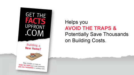 save thousands on building costs