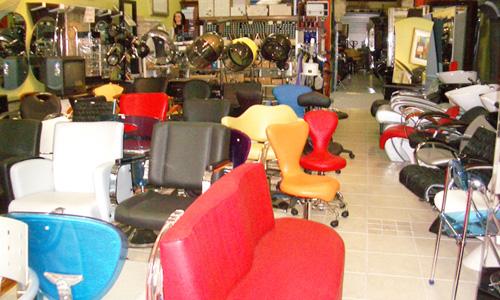 Lange range of Furniture, Equipment & Products
