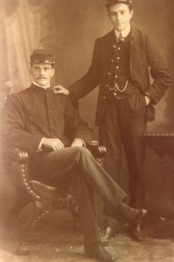 Male Nurse 1909