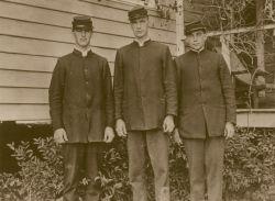 Male nurses 1924