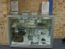 MHHS Multipurpose Centre Display Case