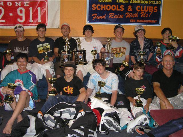 u16 champions