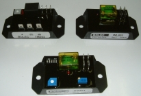Electronic modules Low water, RPM-Speed switch, Ajustable Timer.