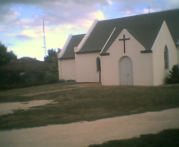 St Barnabas' Church, Oberon