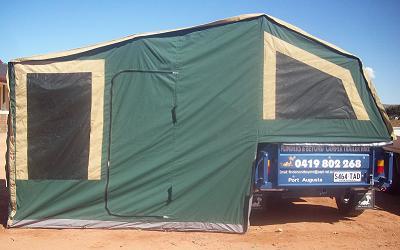 Bushman Camper Trailer