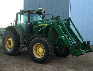 John-Deere-7430-Tractor-with-741-Loader