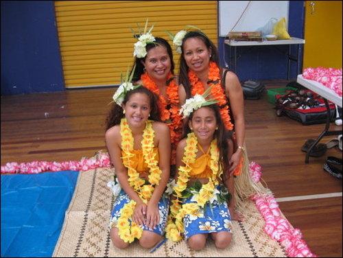 Hula Hips School Team