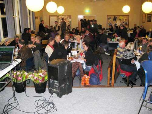 BAsket Range Hall Dinner Function