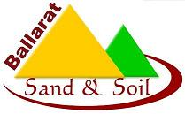 Ballarat Sand and Soil Logo