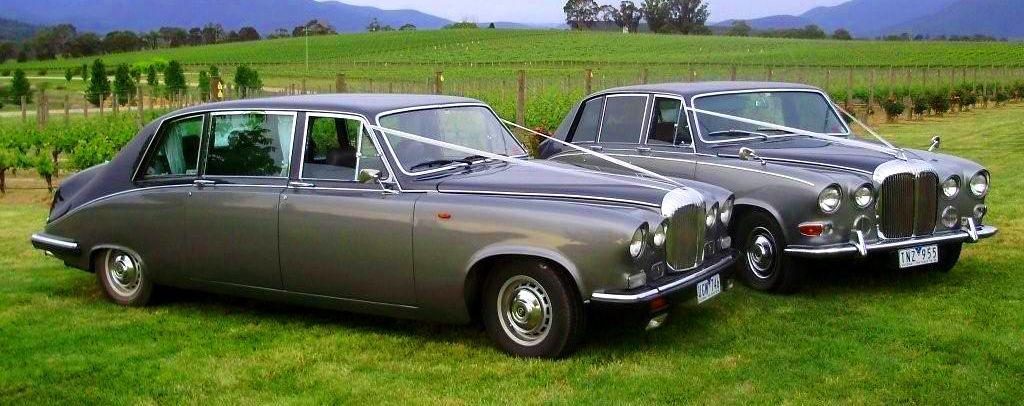 Daimler/Jaguar Limousine