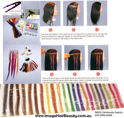 Full Range 100% Human Hair Extensions