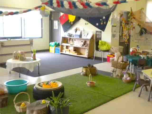 Kinder Room