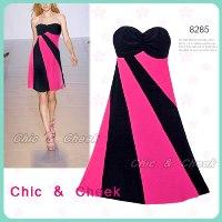 Chic Dress skirt pink