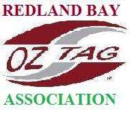 Redland Bay Oztag Logo