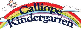 Calliope Kindergarten Banner