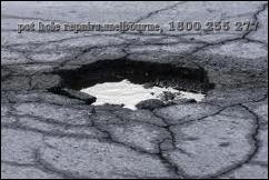 Pot Holes & Trench Repairs, 1800 255 277