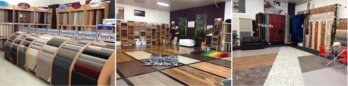 Delta Floorworld Inside The Store