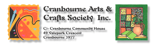 cranbourne arts and crafts society inc