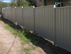 Good neighbour fence