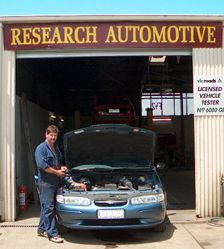 Research Automotive